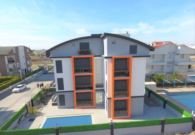 Luxurious Apartments Close to Golf Courses in Belek