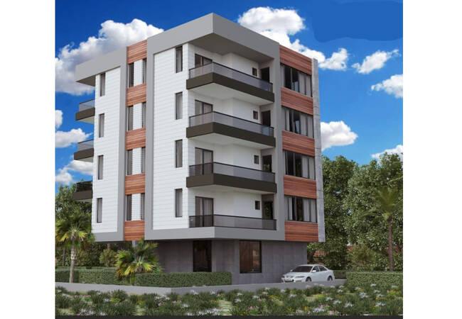 New Antalya Apartments in a Family Friendly Neighborhood