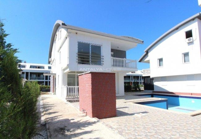 Well Located Spacious Duplex Apartment in Antalya Belek