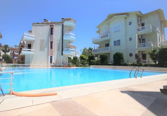 Triplex House Close to Social Amenities in Antalya Belek