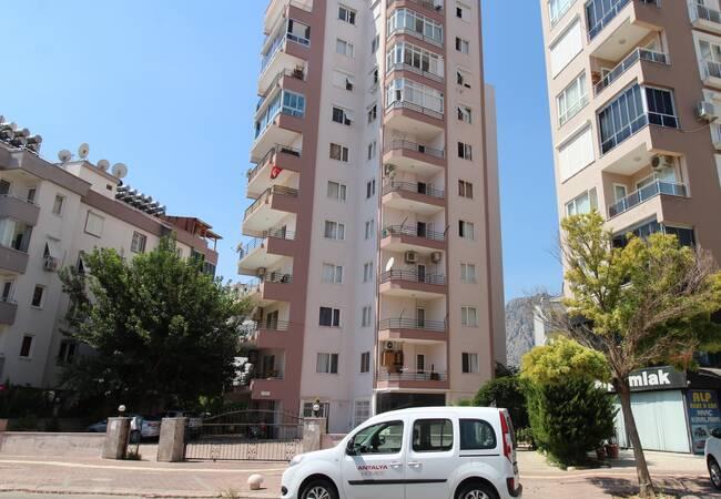 Capacious and Furnished Apartment in Konyaalti Antalya
