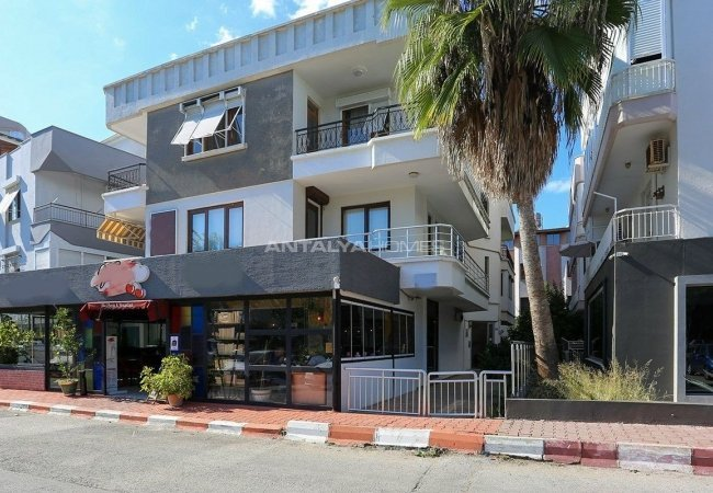 Well-maintained Turnkey Office in Antalya Lara District