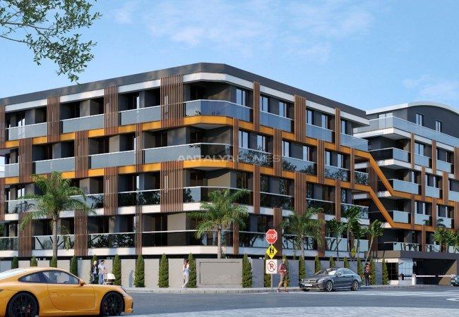 Luxurious Apartments Near the Sea in Muratpasa Antalya