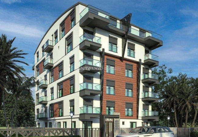 New Build Investment Flats in Muratpasa Antalya