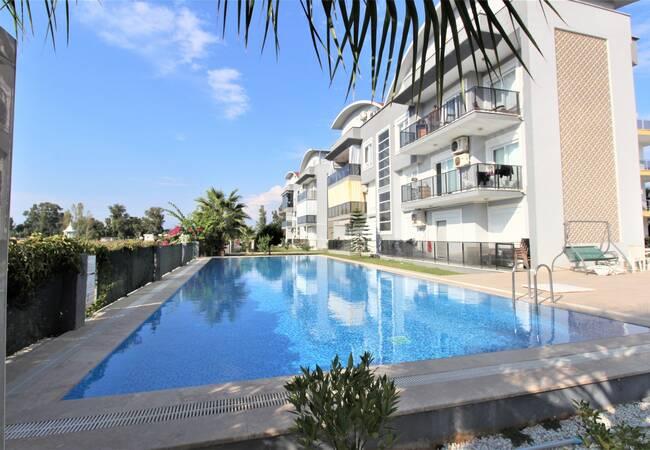 Nature View Furnished Apartment in Belek Antalya