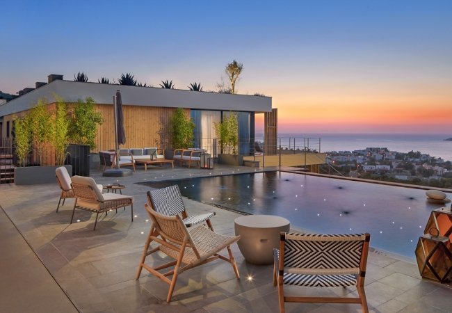 Luxury Furnished Apartments for Sale in Bodrum Peninsula