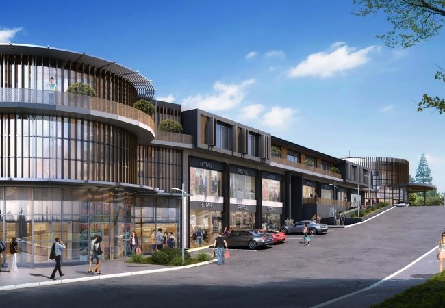 Luxury Offices in a Central Location of Bodrum Ortakent