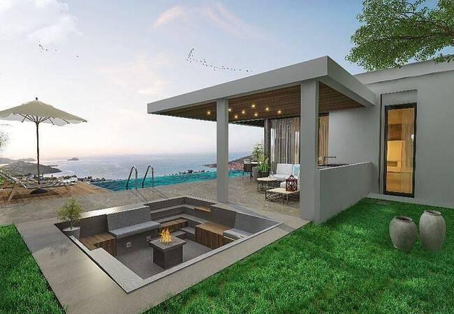 Advantageously Located Brand-new Villas in Bodrum Yalikavak