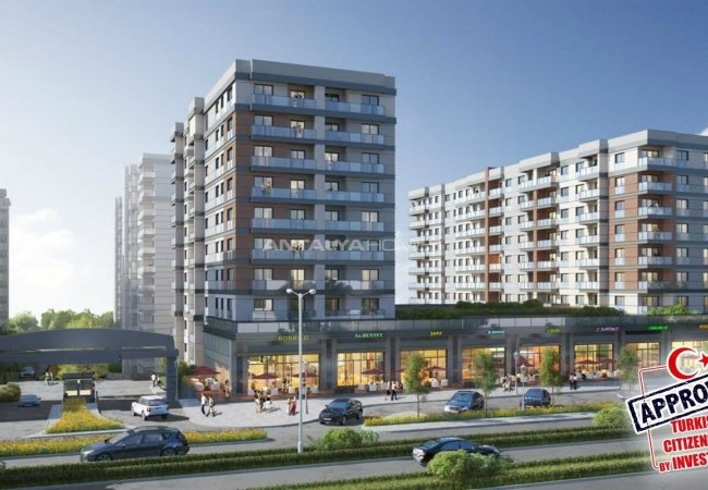 Excellent Apartments in Luxury Complex in İstanbul