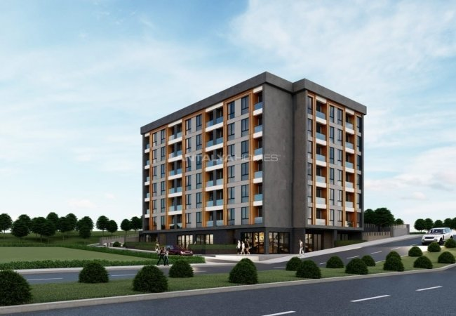 Modern Properties in Bursa Nilufer with Investment Chance