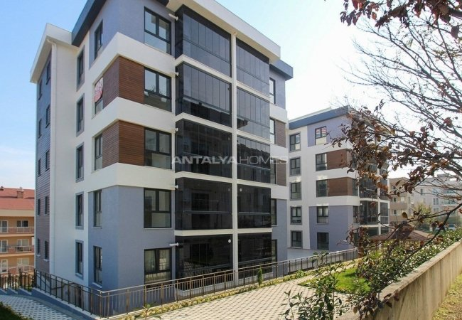 Key-ready Apartments at Central Location of Nilüfer Bursa