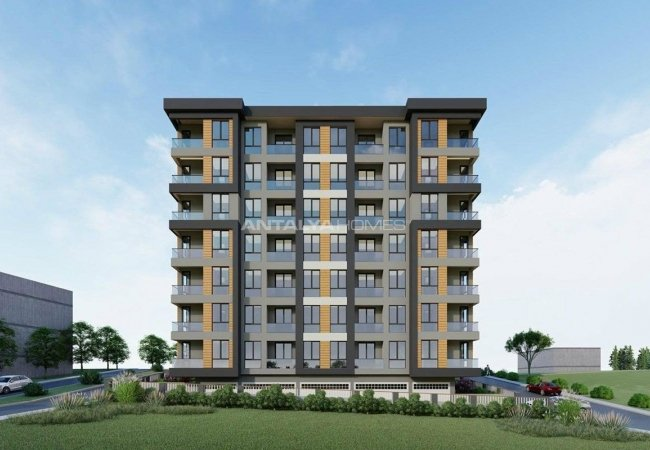 Fully-furnished Flats with Investment Opportunity in Bursa