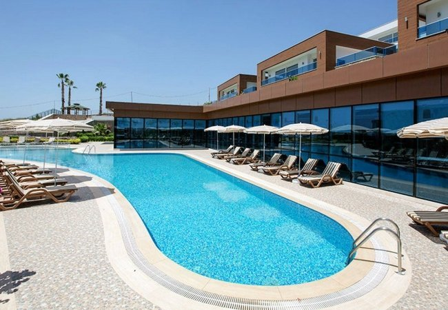 Luxurious Villas with High-quality Materials in Antalya Alanya