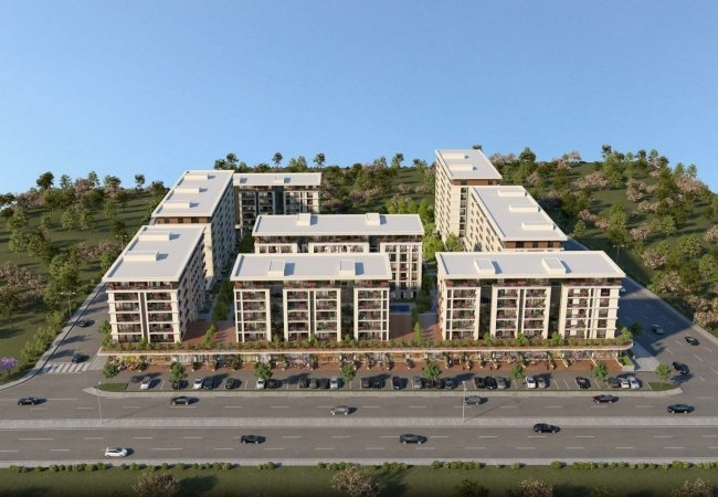 High-quality Real Estate in Complex Close to Amenities in Esenyurt