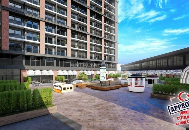 Investment Offices Close to All Amenities in Bursa Nilüfer