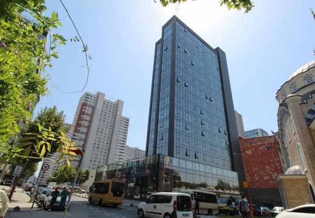 Well Located Suitable for Investment Offices in İstanbul