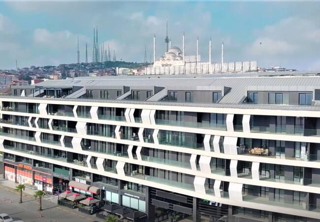 Spacieux Appartements Modernes à Istanbul En Turquie