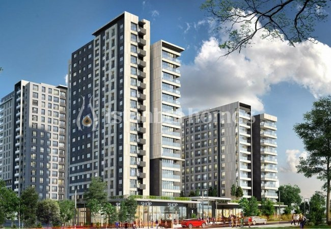 Luxurious Real Estate with Island Views in Maltepe Istanbul
