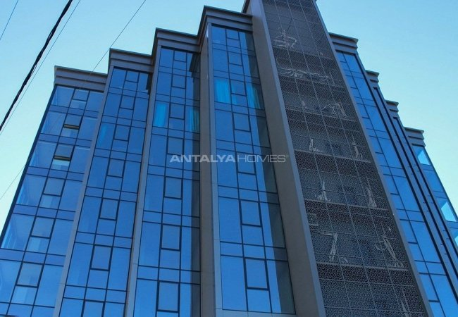 Centrally Located Real Estate with Rental Income in Trabzon