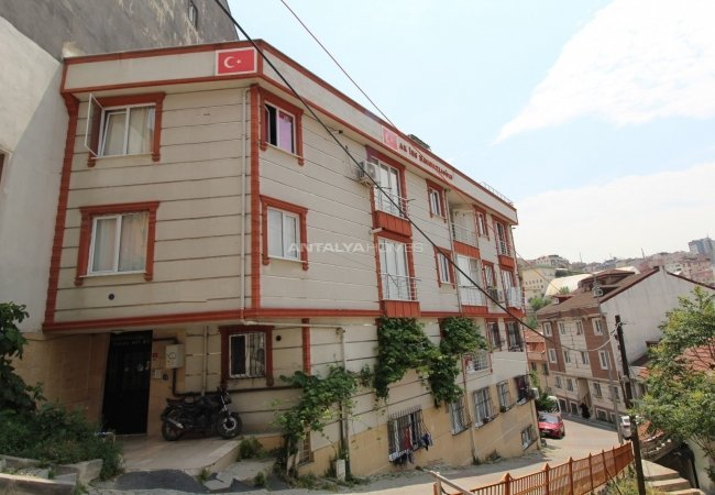 Well-located Nature and City View Apartment in Istanbul