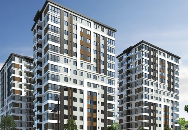 Investment Flats Suited for Family Lifestyle in ümraniye