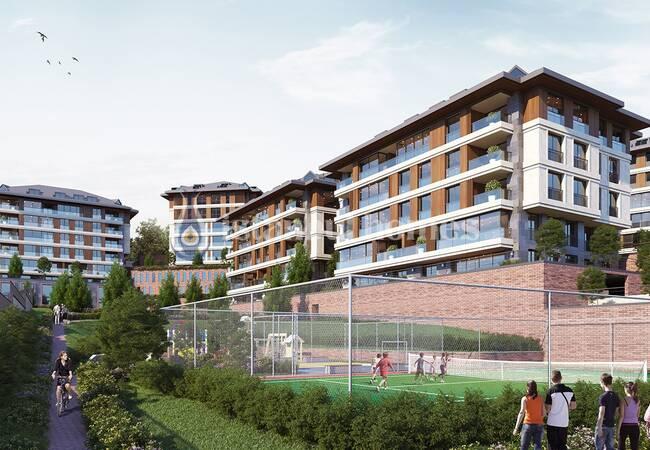 Роскошная Недвижимость в Ускюдаре, Стамбул с Видом на Босфор