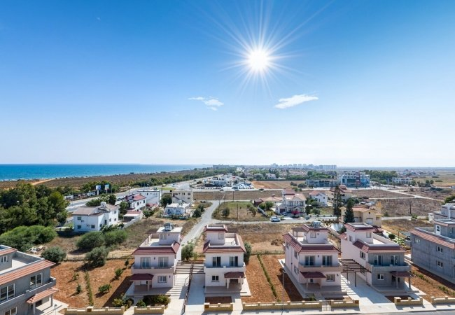 Luxurious Sea View Villas in North Cyprus Iskele
