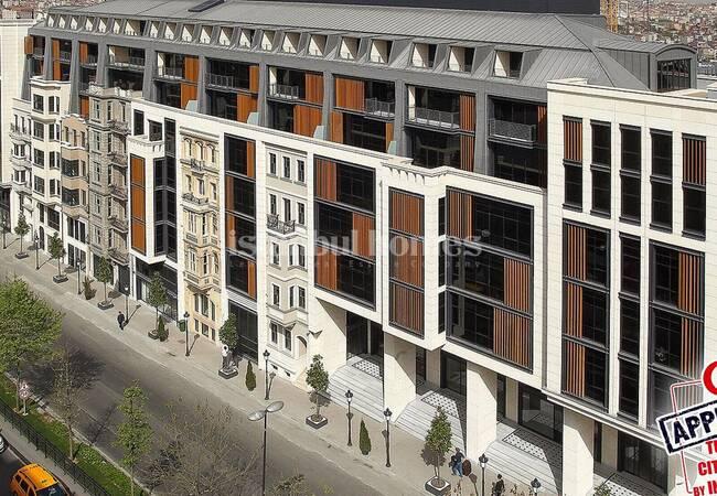 Великолепные Квартиры в Знаковом Месте Стамбула