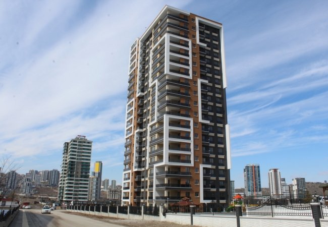 Brand New Family Apartments in Ankara, Ovacik Neighborhood