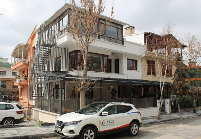 Unique House Suitable for Extended Families in Ankara