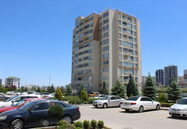 Investment Apartment Illuminated with Natural Light in Ankara
