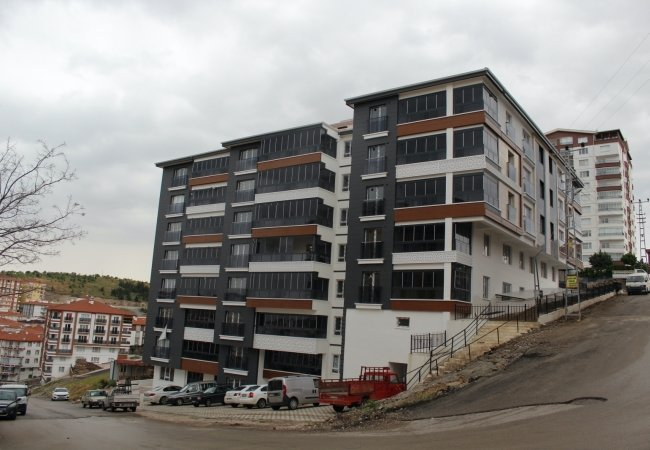 Modern Apartments in Ankara Kecioren with Investment Chance