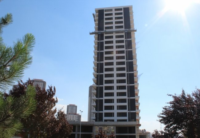 Ankara Apartments for Sale in a Luxurious Complex
