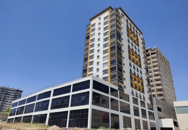 Elegant Real Estate in a Secure Complex in Ankara Eryaman