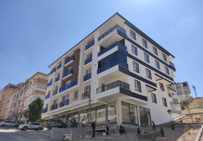 Modern Apartments Perfect for Investment in Keçiören Ankara