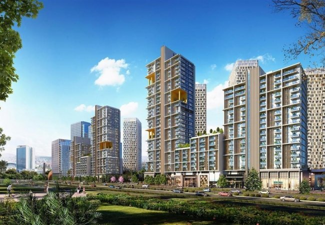 Apartments for Sale in the Biggest Complex of Ankara