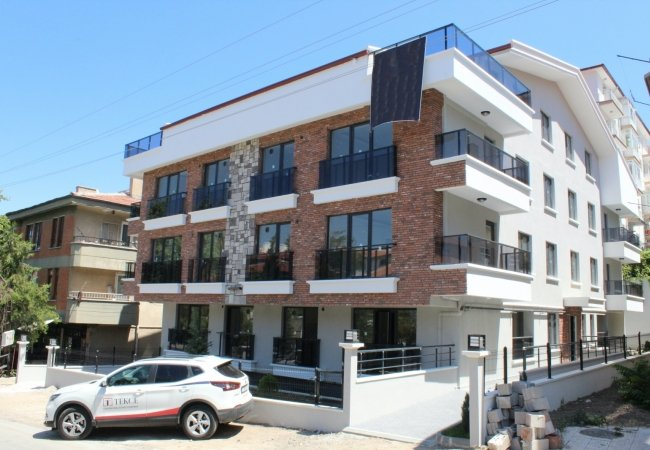 Modern Apartments in a Boutique Building Project in Ankara