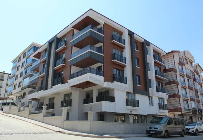 Brand New Ankara Apartments for Sale in Kecioren