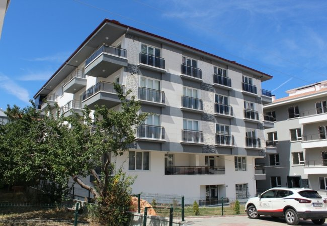 Modern Apartments Offering Investment Opportunity in Ankara