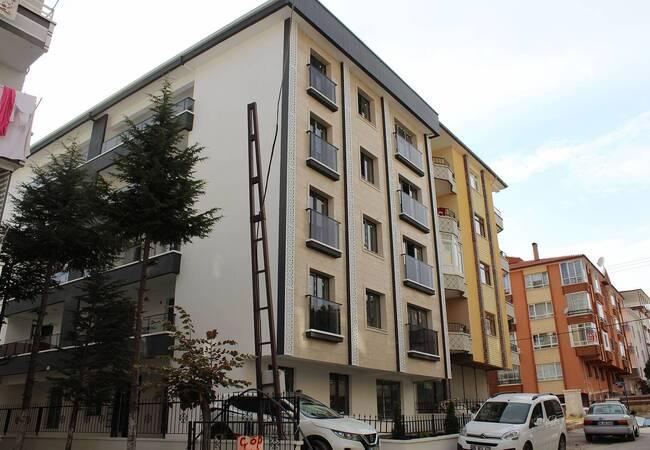 Advantageously Located Investment Flat in Kecioren Ankara