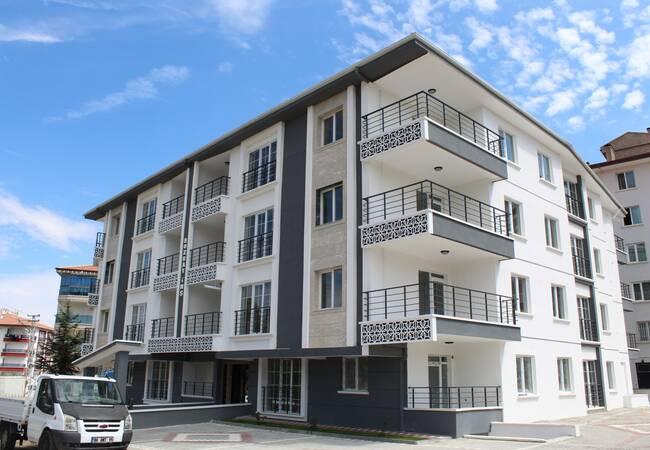 Well-located Modern Apartments in Ankara Kecioren