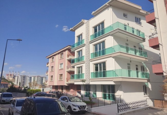 Stylishly Designed Investment Apartments in Pursaklar, Ankara
