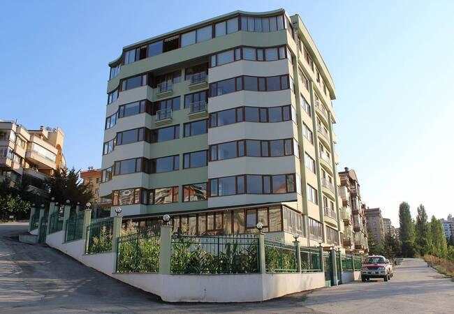 New Apartments Near the Presidential Palace in Ankara