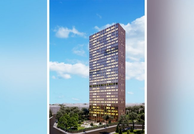 Excellent Apartments for Sale with Hotel Facilities in Kadikoy