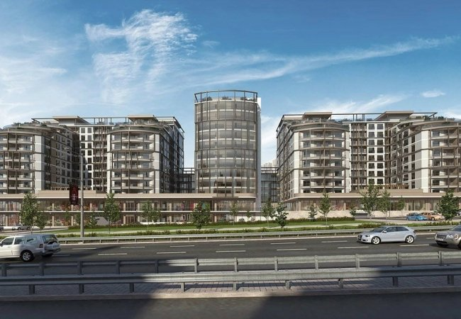 Beylikduzu Apartments Few Minutes Away From All Amenities