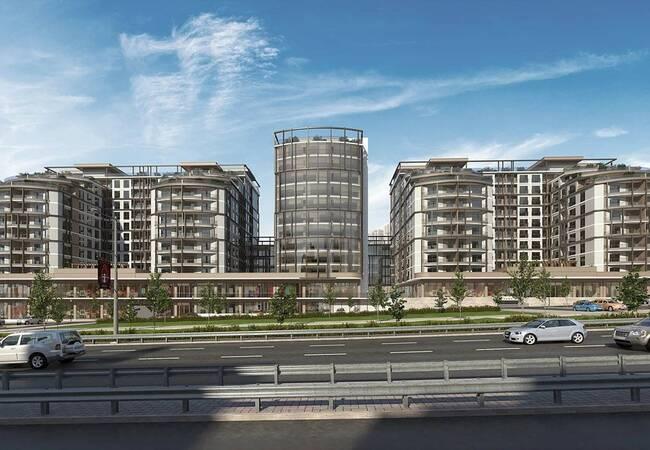 Beylikduzu Apartments Between Shopping Mall and Hospital