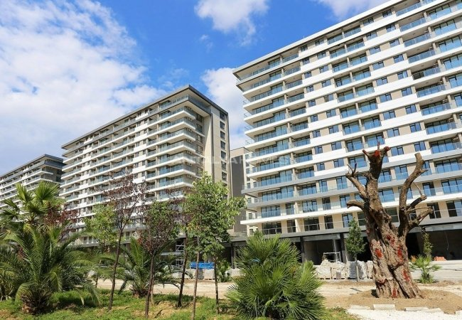 Luxury Apartments Suitable for Great Investment in Istanbul