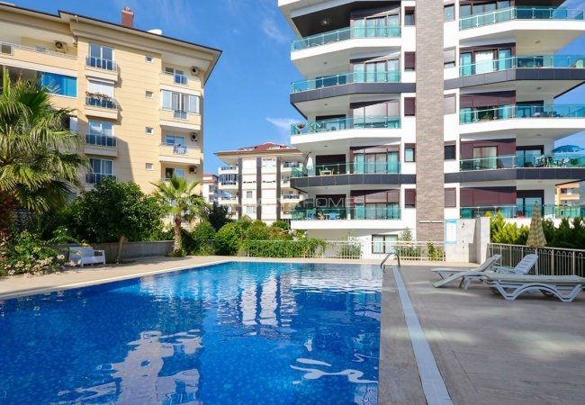 Seafront Alanya Apartments in Kestel Close to All Amenities