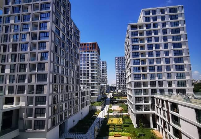 Уникальные Квартиры в Стамбуле в Районе Бахчешехир