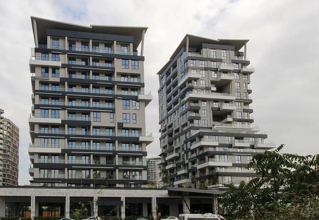 Luxury Apartments in Kagithane Istanbul Close to the Metro